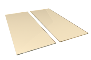 2sheets of ClearShield